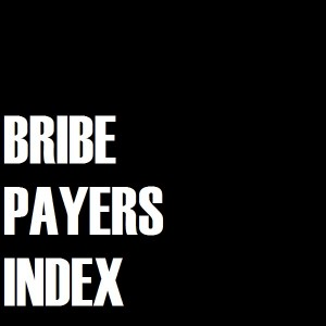 3-1-1 Korruptionindizes - Bribe Payers Index