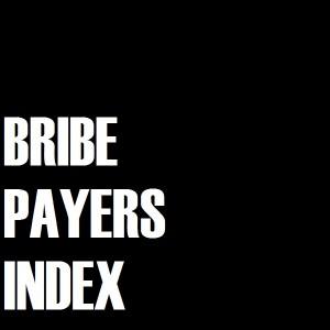 3-1-1 Korruptionindizes - Bribe Payers Index