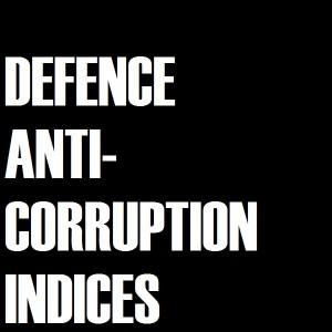 3-1-1 Korruptionindizes - Defence Anti-Corruption Indicex