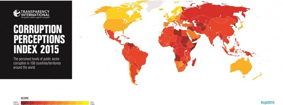 Österreich im Korruptionswahrnehmungsindex auf Rang 16: Rückkehr auf Stand von 2011