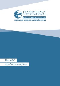 Das ABC der Antikorruption - 1. Auflage