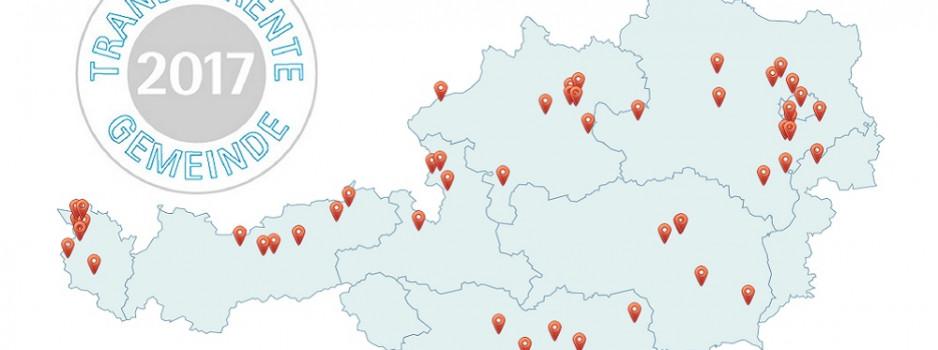 Wie transparent sind Österreichs Städte und Gemeinden?